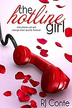 The Hotline Girl by [Conte, RJ]
