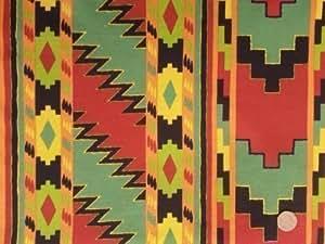 Tela Jersey Viscosa Diseño de Estampado Arte Turco Material Elástico Para Ropa