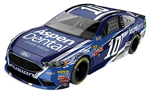 Lionel Racing Danica Patrick  10 Aspen Dental 2017 Ford Fusion 1 64Th Scale Hard Top Official Diecast Of The Nascar Cup Series