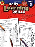 Daily Learning Drills, Grade 5, Vincent Douglas, 0769630952