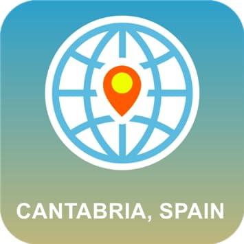 Amazon.com: Cantabria, Spain Map Offline: Appstore para Android