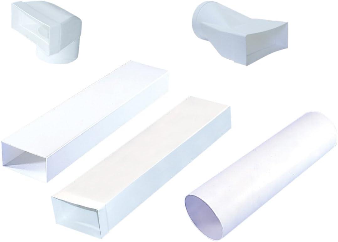 Bielmeier v658030 sistema 150 instalación cinta para campanas de cocina, color blanco: Amazon.es: Grandes electrodomésticos