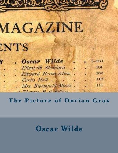 The Picture of Dorian Gray pdf epub