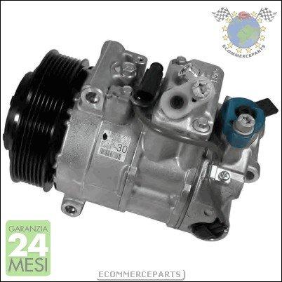 CEB Compresor Aire Acondicionado SIDAT Mercedes Clase C Benzi: Amazon.es: Coche y moto