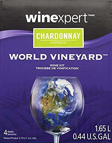 Winexpert Australian Chardonnay One gal Wine Ingredient Kit