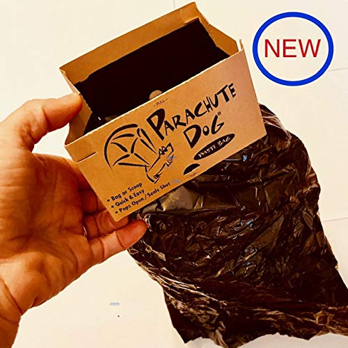"""Parachute Dog Waste Bags 