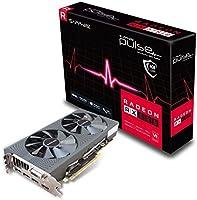 Sapphire Carte graphique - 11265-09-20G - AMD Radeon RX 580 1366 MHz 4 Go