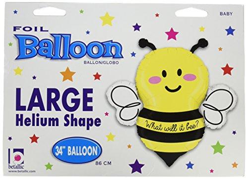 (Betallic What Will It Bee Shape Balloon, 34