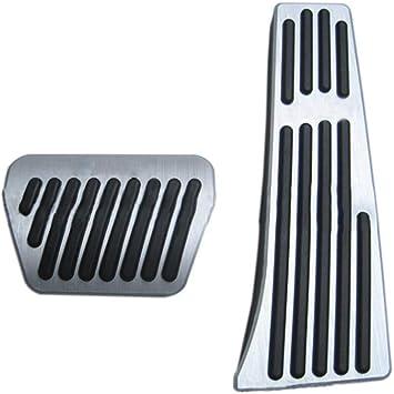 Fußpedal Pedalkappen Auto Pedale Abdeckung Aluminiumlegierung Gummi Für X1 E30 E36 E87 E46 E90 E91 E92 E93 Pedal Auto