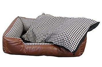 campale by allpax Alemania cama de piel sintética para perros Lorenzo: Amazon.es: Productos para mascotas