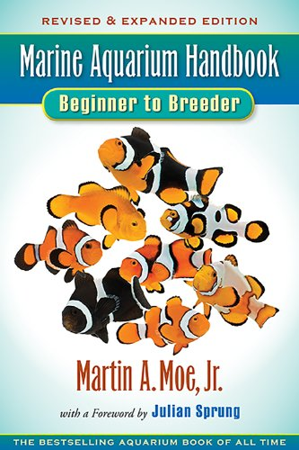 Marine Aquarium Handbook: Beginner to -