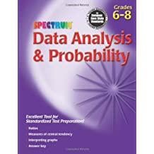 Data Analysis & Probability, Grades 6 - 8