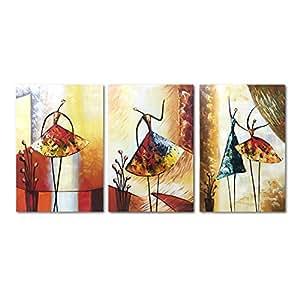 Raybre art 100 pintada a mano sobre lienzo nuevo cuadros - Cuadros para cocina modernos ...