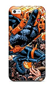 monica i. richardson's Shop High Quality Deathstroke Tpu Case For Iphone 5c