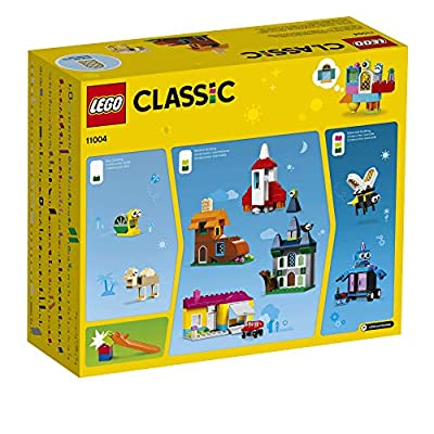 LEGO Classic Windows of Creativity 11004 Building Kit (450 Pieces) (Renewed): Toys & Games