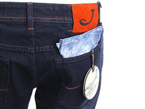Jacob Cohen Herren Jeanshose blau blau