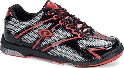 Dexter Women's Megan Bowling Shoes, Black/Red, 9.5 by Dexter