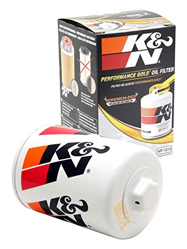 HP-1014 K&N Performance Oil Filter; AUTOMOTIVE (Automotive Oil Filters):