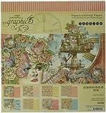 Graphic 45 4501716 Paper Crafts, Multi