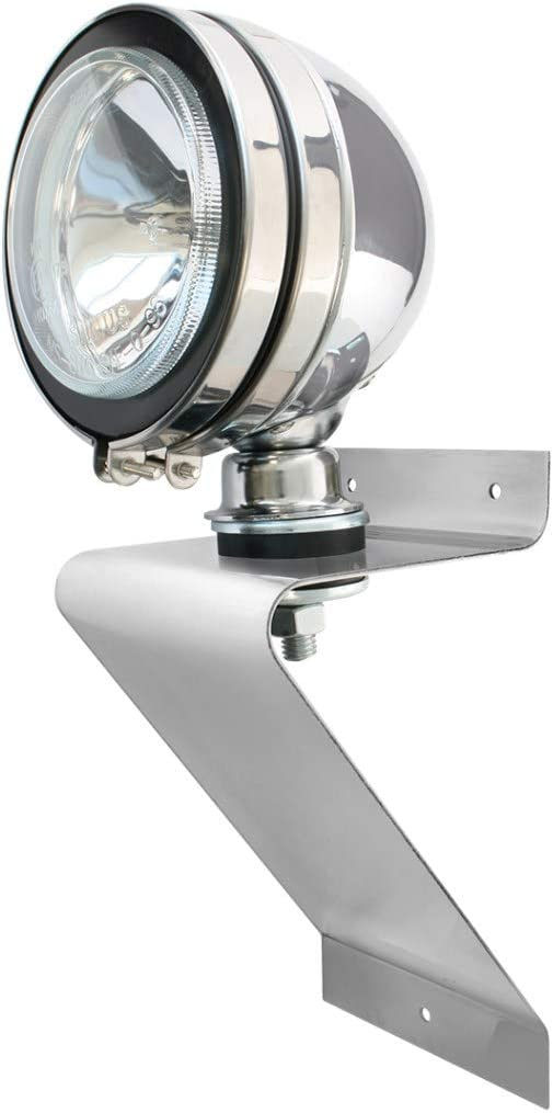 GG Grand General 79820 5 inches Chrome Plated Z Bracket Kit