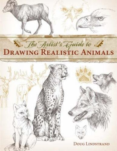 Artists Guide Drawing Realistic Animals product image