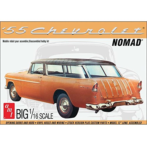 AMT 1005 1955 Chevy Nomad Wagon - Chevy Nomad Wagon
