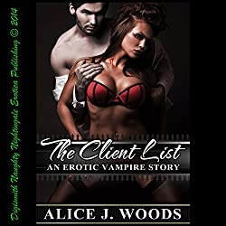 The Client List: An Erotic Vampire Story