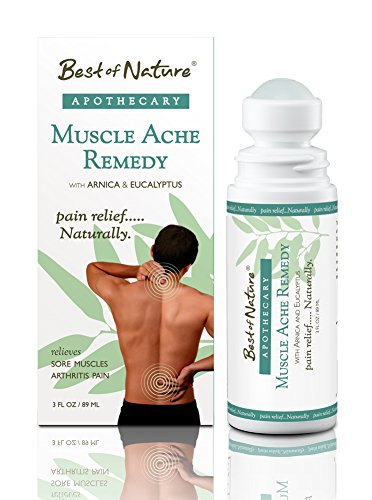 Muscle Ache Remedy Natural Roll
