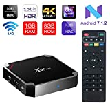 Winbuyer X96 Mini Android TV Box Android 7.1 4K Smart TV Box 64bit