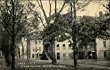 Original Vintage Postcard: Comey Company's Straw Factory Mansfield, MassachusettsState: MA (Massachusetts)City: MansfieldCounty: Bristol CountyType: Postcard, Divided BackUnusedPublished by F G HudgesCondition: (Please view the product photos - we pr...