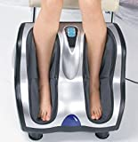 Sterling Leg, Foot and Calf Massager with 3 Modes of Kneading, Rolling and Heating