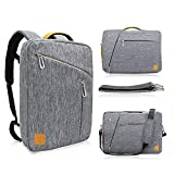 11.6-12.9 inch Laptop Tablet Case, 3-in-1 Hybrid Universal Laptop Carrying Bag Messenger Tote Shoulder Bag for Tablet 12.9inch and Chromebook up to 13 inch