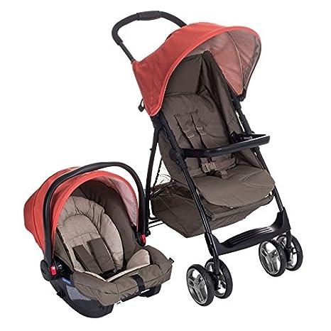 Graco LiteRider Woodland Walk sistema de viaje. Muy económico. Desde El Nacimiento Hasta 3 años (o 15 kg). Gran valor. crece con su bebé.: Amazon.es: Bebé