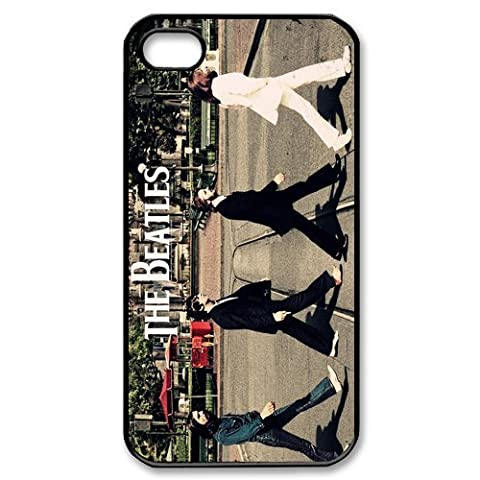 The Beatles iPhone 4 4S Hard Case Cover Protector Christmas Gift Idea (One Direction Ipod 5 Custom Case)
