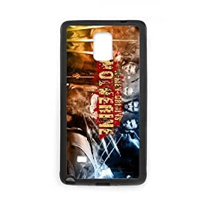 Wolverine Samsung Galaxy Note 4 Cell Phone Case Black Phone cover R49375372