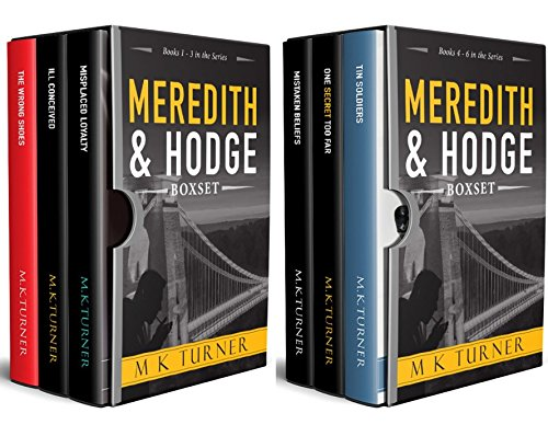 Meredith & Hodge Novels (2 Book Series)