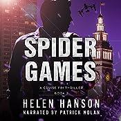 Spider Games: The Cruise FBI Thriller Series, Book 2 | Helen Hanson