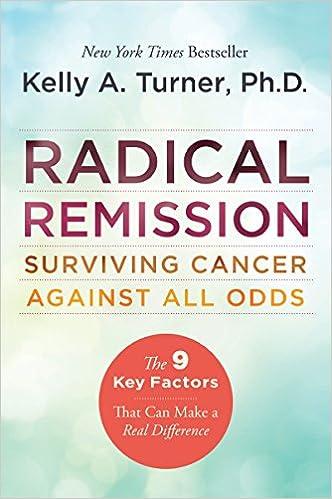 Radical Remission Surviving Cancer Against All Odds Kindle