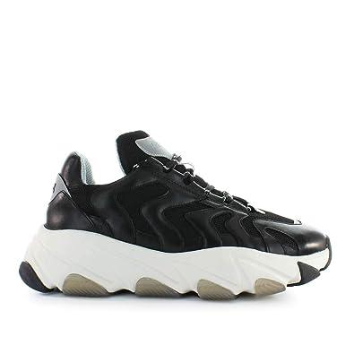 cc072783b17b91 Ash Chaussures Homme Baskets Eagle Noir Printemps-été 2019: Amazon ...