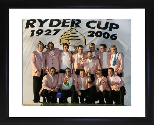 2006 Ryder Cup - Ryder Cup Team 2006 Framed Photo