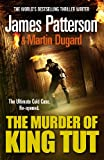 Front cover for the book The Murder of King Tut by James Patterson