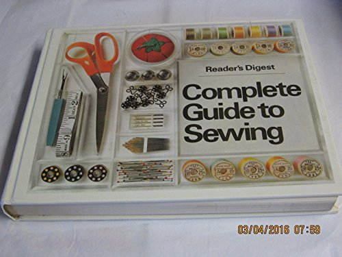 Readers Digest Complete Guide To Sewing 1976