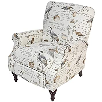 Strange Amazon Com Hawthorne Collections Aviary Cream Bird Print Ocoug Best Dining Table And Chair Ideas Images Ocougorg
