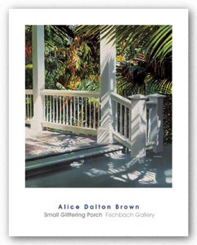 Small Glittering Porch by Alice Dalton Brown 20