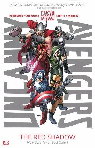 Uncanny Avengers Volume 1: The Red Shadow (Marvel Now) (Avengers: Marvel Now!) PDF
