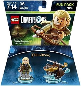Lord Of The Rings Legolas Fun Pack