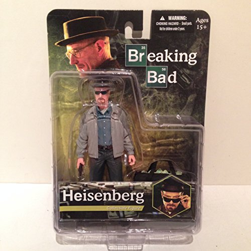Breaking Bad Action figure Walter White grey - And Walter Hat Glasses White