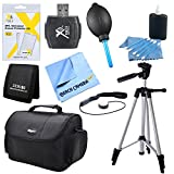 Digital SLR Camera Accessory 9 pc Kit Canon Nikon Sony 60