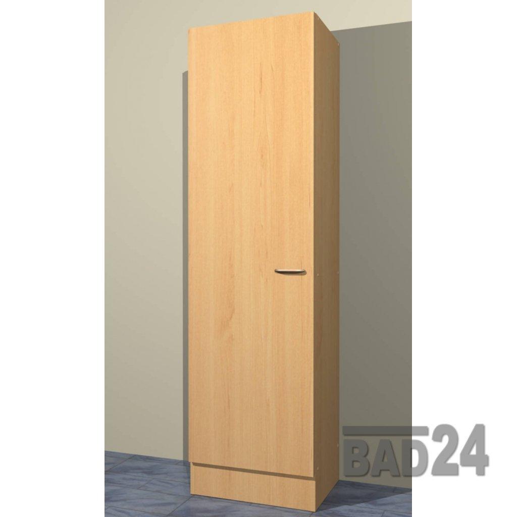 Küche-Seitenschrank/ Mehrzweckschrank 50x50 Start Melamin Buche ...