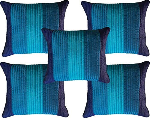 SHINE MILL Cushion Cover Pillow Cover Silk|India